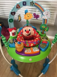 Fisher Price Jumperoo Cambridge, N1R