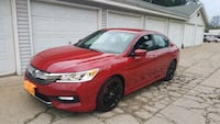 Honda - accord sport - 2016 Greenfield
