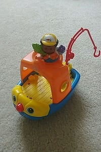 Fisher Price boat Germantown, 20876