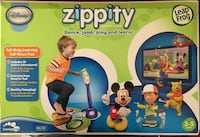 New! Leap Frog Zippity High Energy Learning system. Retails for $200  Springfield, 22153