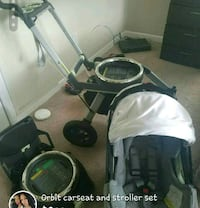 Orbit Carseat and stroller Orlando, 32810
