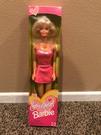 Barbie doll in pink dress in box Riverside, 92505