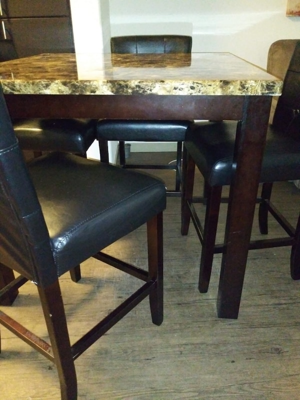 Used Dining Table With 4 Chairs For Sale In San Jose Letgo