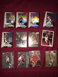 Vintage basketball cards Menifee, 92587
