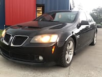 2008 Pontiac G8 4dr Sdn GUARANTEED CREDIT APPROVAL Des Moines