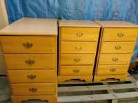 4 drawer chests Reading, 19601