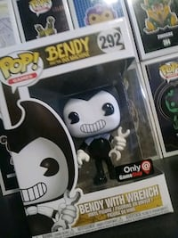 Bendy with wrench(funko) Hempstead, 11550