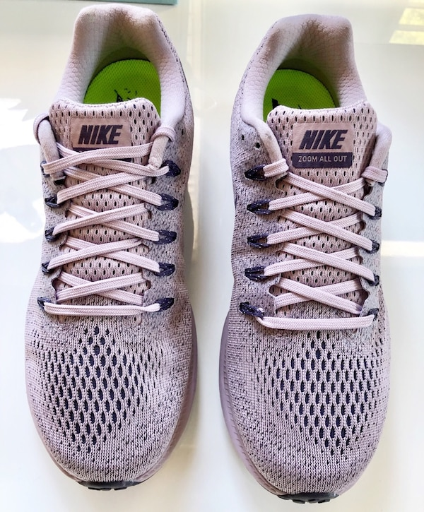 74f29fb979d2 Used NIKE Women s Zoom All Out Low Running Shoes (PLUM