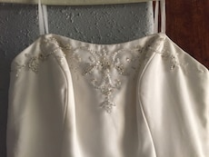 Size 8(ish)? Wedding Gown