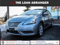 2014 nissan sentra with 49,297km and 100% approved financing Ajax