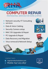 Tech support service Mississauga