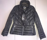 Vice Camuto Damen Jacke mit Travel Beutel Ultra Light Large Neu