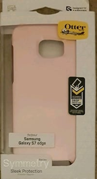 New Pink Otterbox for Samsung Galaxy S7 Edge Raleigh, 27610