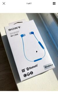 Sony WI-C300 Wireless Earbud