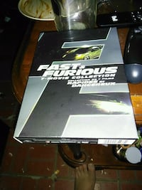 Fast and furious 7 movie collection Ottawa, K1B