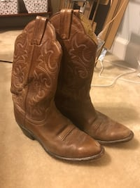 Women's 6.5 cowboy boot Perry Hall, 21128