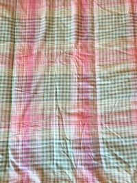 red, white, and green plaid textile Navarre, 32566