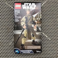 LEGO Star Wars - Rei buildable figure #75113 Toronto, M6H 3X8