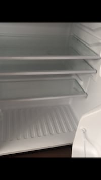 Mini refrigerator new used one month