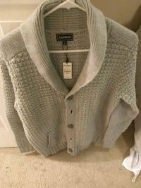 white and gray knitted sweater Washington, 20002