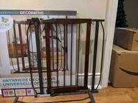 Summer infant anywhere decorative baby gate Vaughan, L4L 7N2