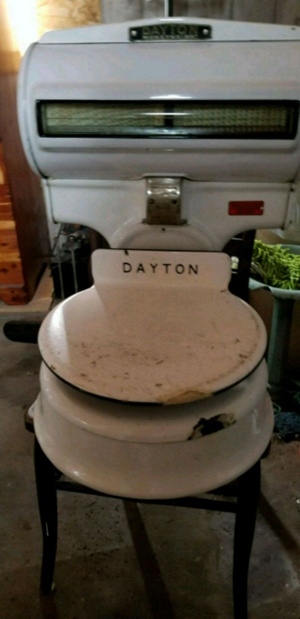 1930s dayton meat scale goes to 24 lbs. It works.