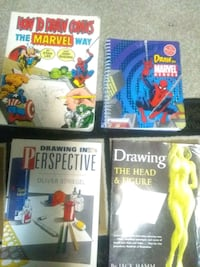 four assorted color book series Eugene, 97405