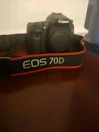 Canon EOS70 with accessories