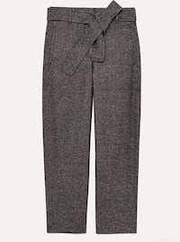 women's gray pants 3733 km