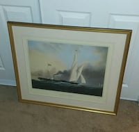 "Picture Frame ""The Great Yachts"" Norfolk, 23505"