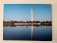 Washington Monument Canvas 46 km