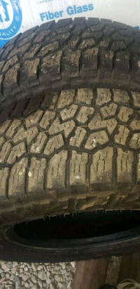Tires 265 70 17 a pair good condition  Mississauga, L4T 1H5