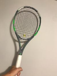 Great racket with the best strings in the market KELOWNA