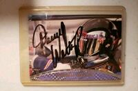 1998 Press Pass Darrell Waltrip Autographed Card  Elkin, 28621