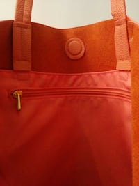Light peach/pink tote bag OTTAWA