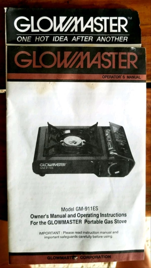 Portable gas stove 1 burner by:Glowmaster a2ace91b-7212-407b-ae81-56c77f1594a1