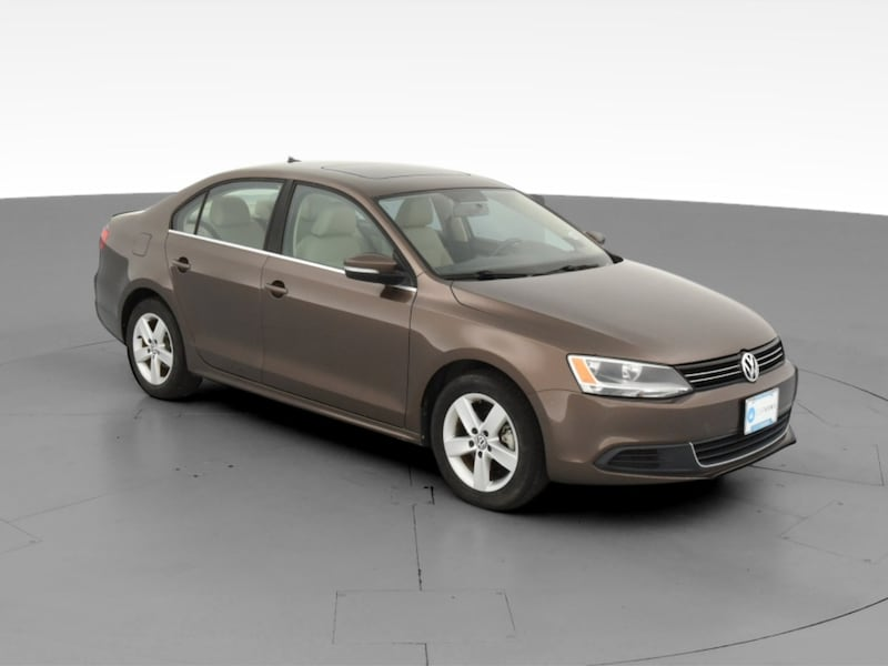 2013 VW Volkswagen Jetta sedan 2.0L TDI Sedan 4D Brown  52d605dc-58d6-4573-a105-175c7d542f97
