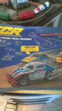 TCR SLOT car track. 1977 -78 Columbia, 38401