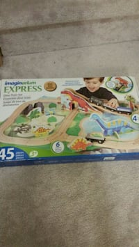Bnib Imaginarium Dinosaur Train set Toronto, M3L 0A4