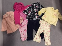 12-24 months toddler clothes- great condition. Fairfax, 22032