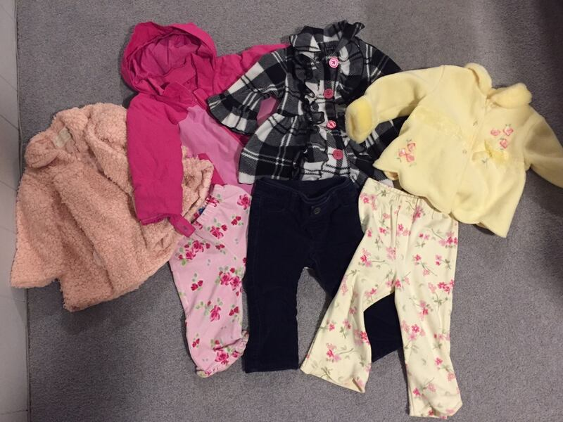12-24 months toddler clothes- great condition. 9400ba86-c0b7-44bb-97d4-b839f8e1872c