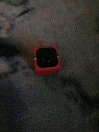Polaroid cube with case and mount