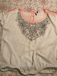 Small open should blouse womens San Angelo, 76901