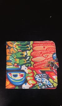 Aesthetic Graffiti Wallet