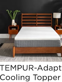 TEMPUR-Adapt + Cooling Topper  KING size