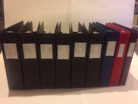 Binders Assorted Vaughan, L6A 3R1