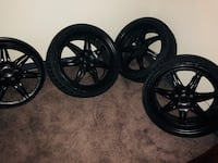 20 inch bmw rims will trade for smaller rims that fit bmw also  Las Vegas, 89169
