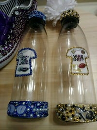 NFL 22 OZ WATER BOTTLES Washington