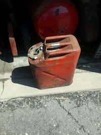 Gas cans military