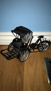 black and gray trike with trailer Woolwich, N0B